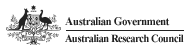 ARC (Australian Research Council)
